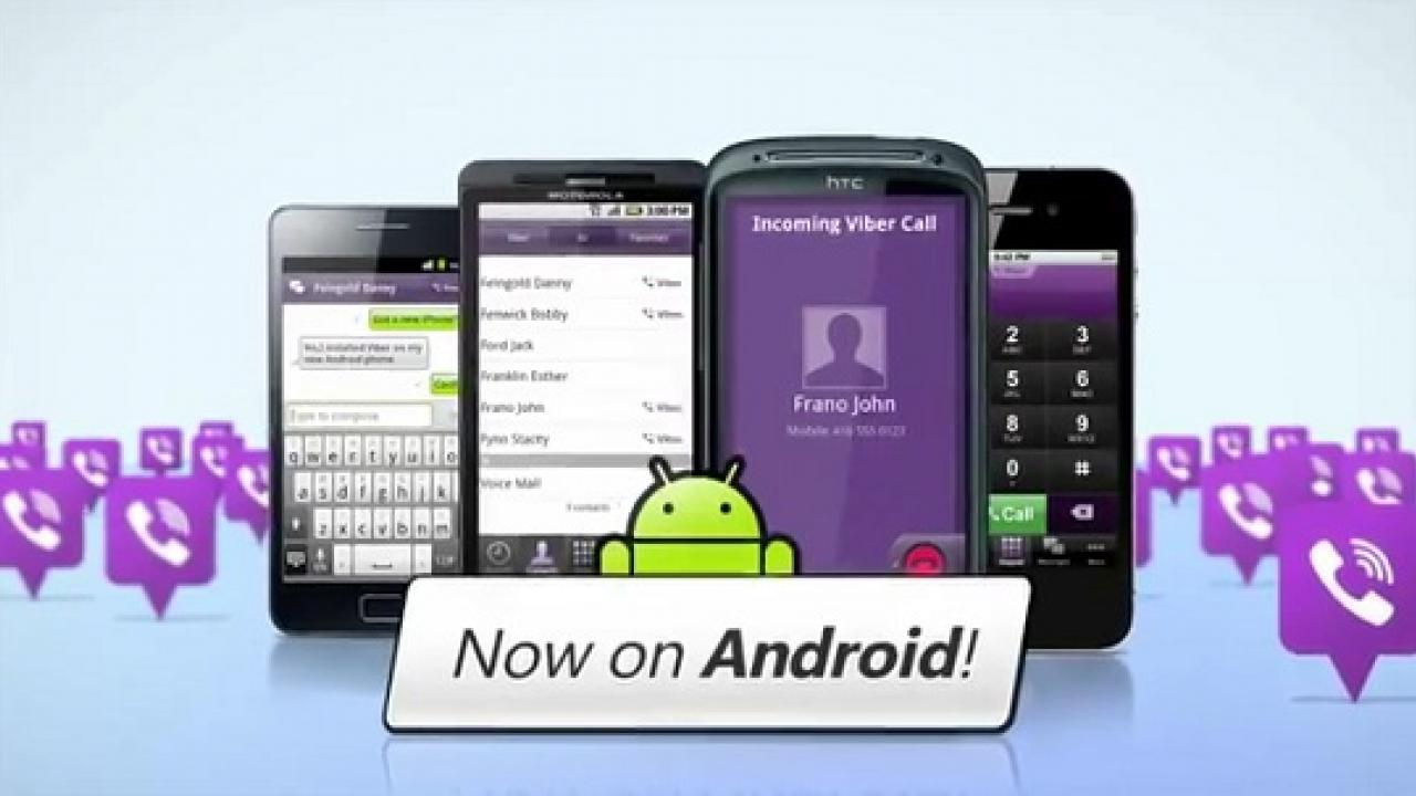 viber for android 2.2